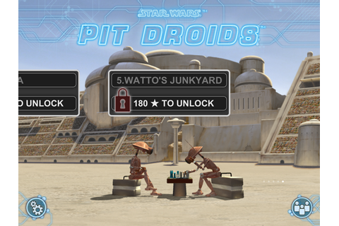 Star Wars Pit Droids Goes Free And Gets Updated For May ...