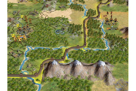 Download Civilization IV: Warlords Full PC Game