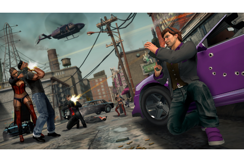 Saints Row The Third Free Download - Ocean Of Games