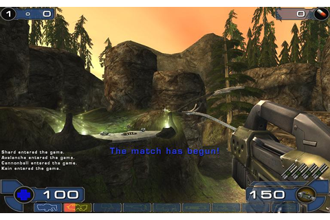 Unreal Tournament 2003 | WSGF