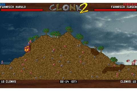 Clonk Download Free Full Game | Speed-New