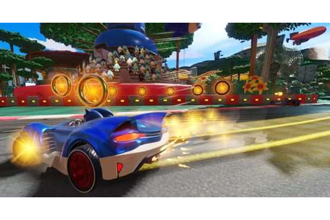 New Sonic Racing Game Features and Images Leaked - Gameranx
