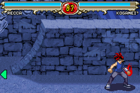 Flame of Recca Download Game | GameFabrique