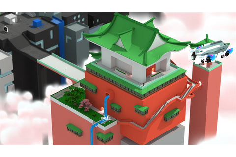New Games: TOKYO 42 (PC, Xbox One) | The Entertainment Factor