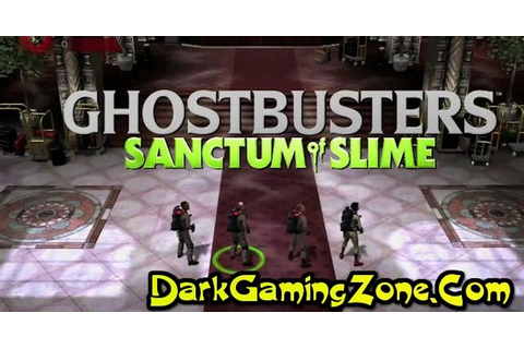 Ghostbusters Sanctum Of Slime Game - Free Download Full ...
