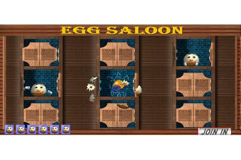 Egg Venture arcade video game by Game Room, The (1997)