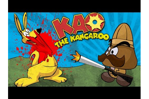 Kao the Kangaroo - The Lonely Goomba - YouTube