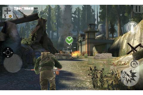 Brothers in Arms 3: Sons of War – Games for Windows Phone ...