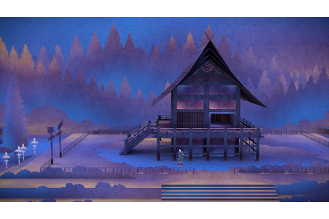 Tengami is Coming to the Wii U eShop in November ...