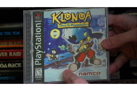 Klonoa: Door to Phantomile Playstation review by Mike ...
