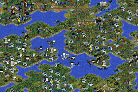10-year game of 'Civilization II' results in mass famine ...