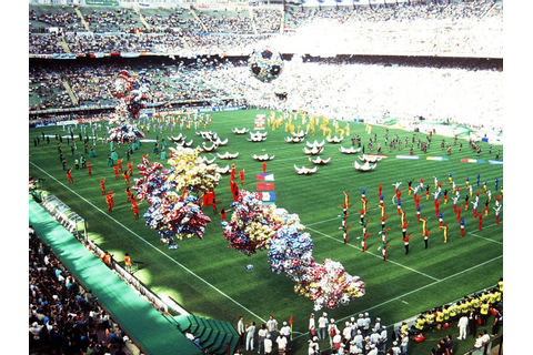 Italia '90 – The Beginning | Football and Music