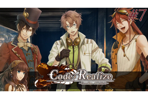 Code: Realize ~ Guardian of Rebirth ~ Walkthrough Part 7 ...