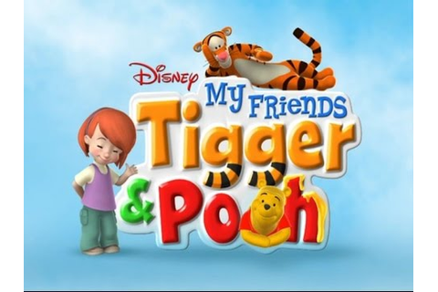My Friends Tigger And Pooh Friendly Tails DVD - YouTube