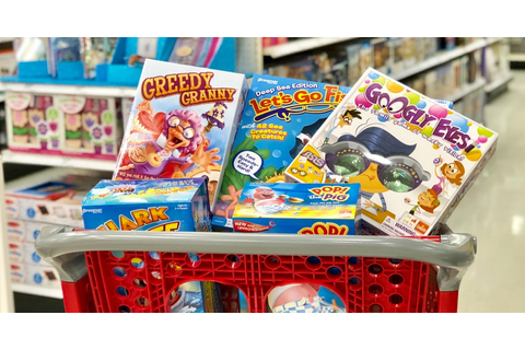 $10 Off $50 Toys & Games Purchase at Target (Online & In ...