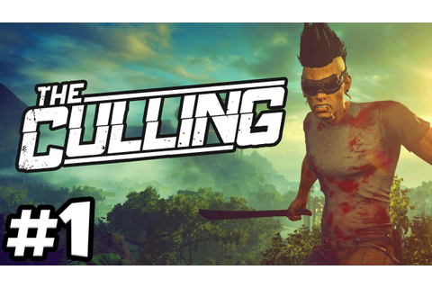 THE HUNGER GAMES!!! (The Culling Gameplay) - YouTube