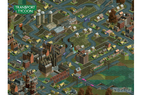 Transport Tycoon hitting Android, iOS this year, first in ...