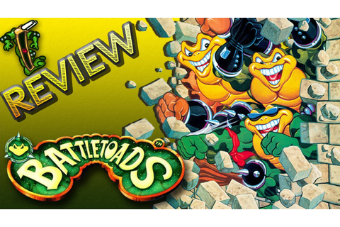 Battletoads - O Imbatível Game do Nintendo 8-Bits - YouTube