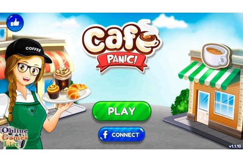Cafe Panic: Cooking Restaurant (ANDROID/iOS) Gameplay ...