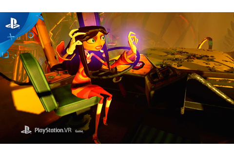 Psychonauts in the Rhombus of Ruin - Launch Trailer | PS ...