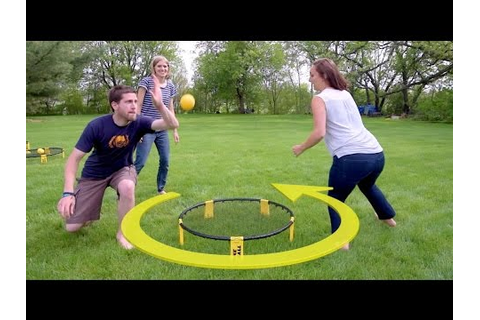 How-to Play SPIKEBALL w/ Pro Tips & Tricks! - YouTube