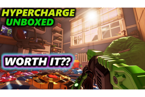 Hypercharge Unboxed | Steam Game | Any Good? - YouTube
