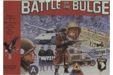 Battle of the Bulge (1991 game) - Wikipedia
