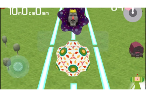 Katamari Amore - Space Colony time attack mode ...