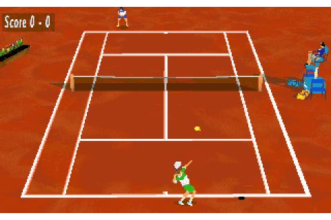 Pete Sampras Tennis 97 download PC