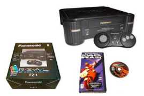 Panasonic 3DO_百度百科
