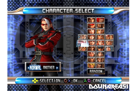 The King of Fighters Maximum Impact 2 PS2 ISO - Download ...
