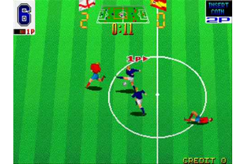 [ARCADE/COIN-OP] Football Champ (MAME) - Speed Run : one ...