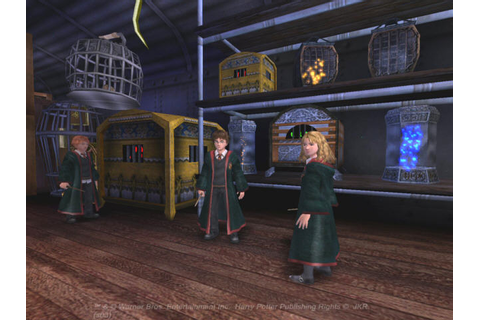All Harry Potter and the Prisoner of Azkaban Screenshots ...