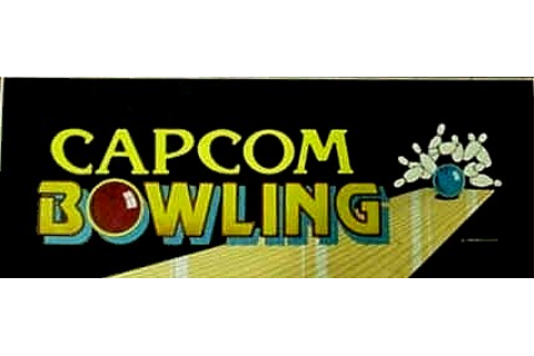 Capcom Bowling - Videogame by Capcom