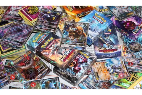 Getting Started With The Pokémon Trading Card Game - Guide ...