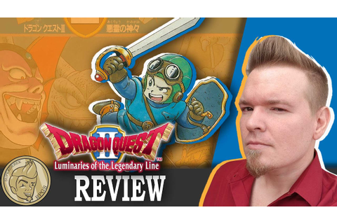 Dragon Warrior II (Dragon Quest II) Review! (NES) - The ...