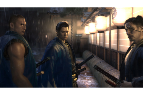 Yakuza Ishin trailers, screens emerge from TGS - VG247