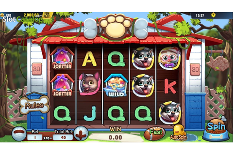 Pet House Slot ᐈ Claim a bonus or play for free!