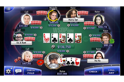 World Series Of Poker Games Free Download « Spela online ...