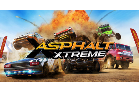 Asphalt Xtreme game for Android & iOS Released - Download ...