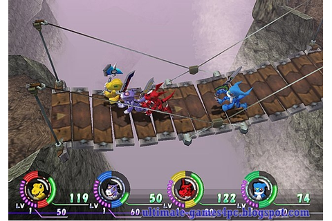 Download Digimon World 4 Full | Mediafire | Download ...