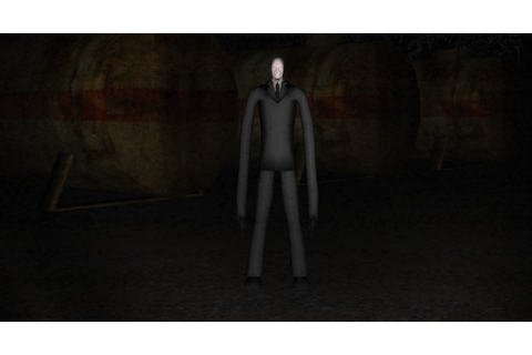 User blog:Lazercroc/Slender Man looks cute! | The Slender ...