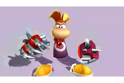 Rayman 3: Hoodlum Havoc - Official Trailer - YouTube