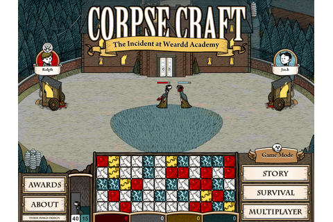 CorpseCraft00 – Stromstock