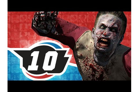 Top 10 Scariest Video Games of All Time! (Rap Song) - YouTube