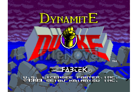 Dynamite Duke PC Game Download | Download PC Games and ...
