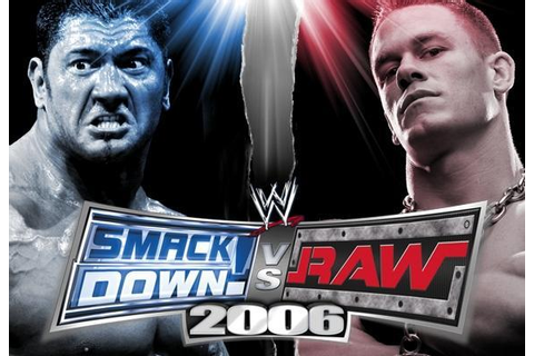 WWE SmackDown! vs. Raw 2006 - WWE Games Database
