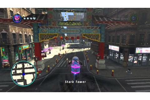 LEGO Marvel Super Heroes The Video Game - Classic Hawkeye ...
