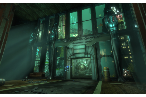 BioShock: The Collection screenshots leaked - Gematsu