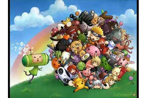 We Love Katamari OST - Katamari on the rocks - YouTube